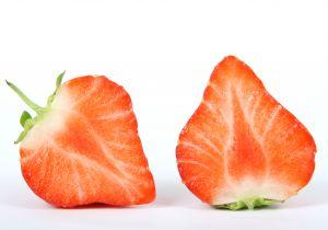 Erdbeeren will ich nicht entbehren